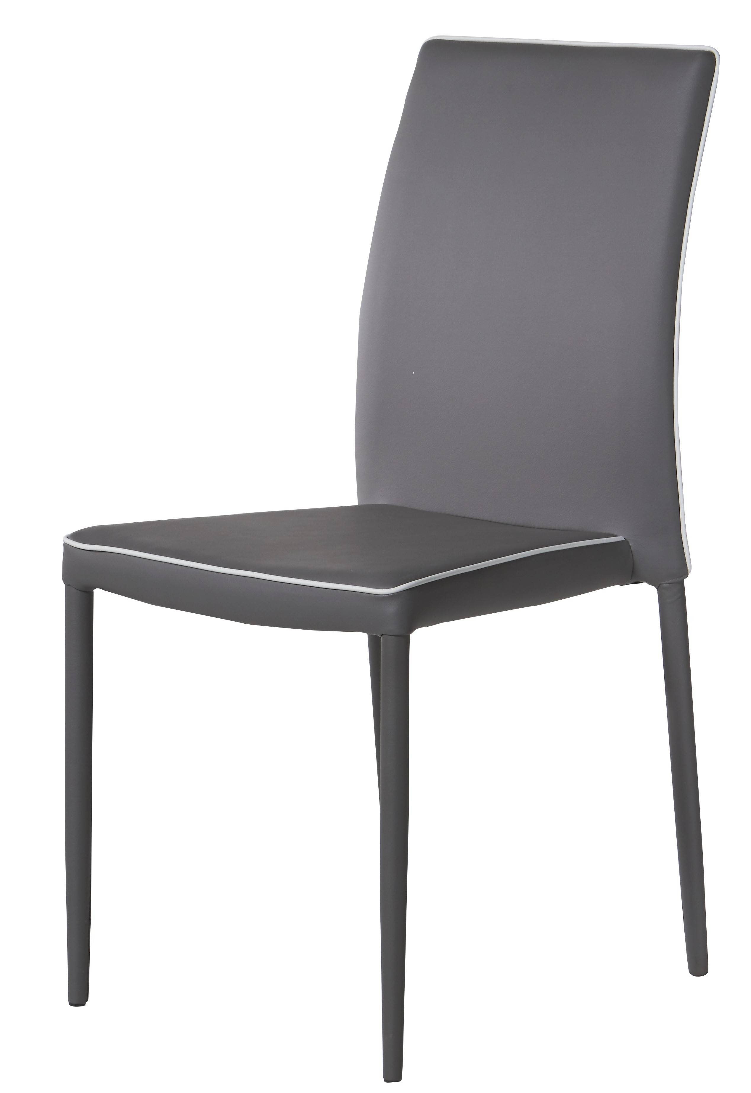 silla tapizada ribete