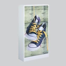 Zapatero diseño zapatillas