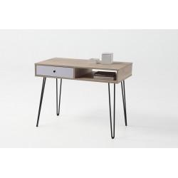Mesa escritorio Oslo 1 cajón y hueco
