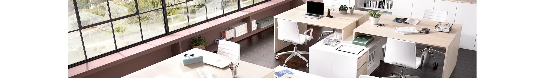 Mesas de oficina baratas de diseño