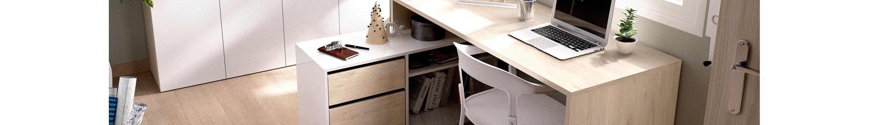 Mesas de ordenador baratas y modernas