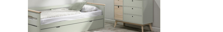 Cama nido para dormitorio juvenil