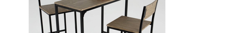 Mesas de cocina altas de diseño